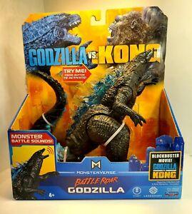 Godzilla Vs Kong battle roar godzilla
