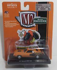1969 Plymouth Road Runner MSD parts *** m2 machines 1:64 nuevo embalaje original
