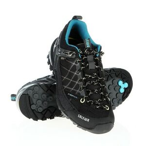newest fec88 6efa8 Details zu SALEWA Firetail Damen Wander Trekking Zustiegs Schuh wasserdicht  Gore-TEX lesen
