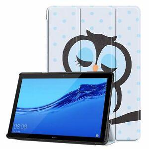 Cover Pour Huawei Mediapad M5 Lite 10.1 Housse de Protection Sac Affichage Coque