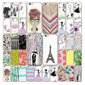 New-Fashion-Hot-Design-Cute-Pattern-Slim-Soft-TPU-Phone-Case-Cover-For-iPhone