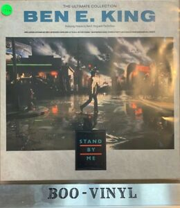 Ben-E-King-Stand-By-Me-The-Ultimate-Collection-vinyl-LP-album-record-NR-MINT