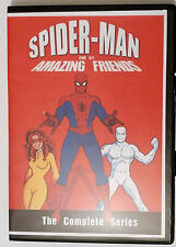 Spiderman and his Amazing Friends Complete Animated Series 4 DVD Set