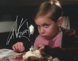 image is loading ian petrella signed 8x10 color photo a christmas - Randy From A Christmas Story