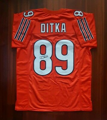 new product b15d2 2d4bb Mike Ditka Autographed Signed Jersey Chicago Bears JSA | eBay