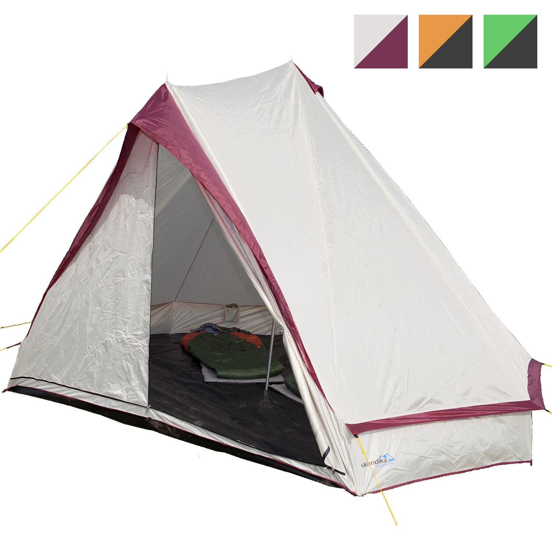 SKeIKA COuomoCHE TIPI gruppi Tenda da campeggio 8 PERS. altezza 2,5 M 3 Coloreei nuovo