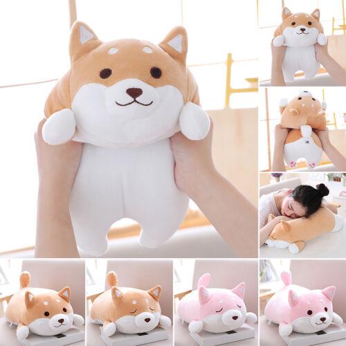 2018 Kawaii Plush Stuffed Doge Toy Puppy Doll With Scarf Shiba Inu dog soft Cute