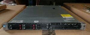 LOT-of-10-HP-Proliant-DL360p-G8-Server-2x-E5-2670-V2-10C-2-5-256GB-4x-300GB-15K