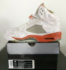 quality design 6b212 e2b0c item 5 NEW AIR JORDAN 5 RA LASER ARMY OLIVE SOLAR ORANGE BISON 315749-131  SIZE 9.5 DS -NEW AIR JORDAN 5 RA LASER ARMY OLIVE SOLAR ORANGE BISON 315749- 131 ...