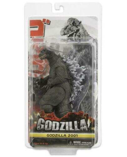 "NECA 9 Styles Movie Shin Red Godzilla 12/'/'Head To Tail 7""Action Figure Model Toy"