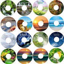 Natural Sounds 16 CD Natural Relaxation Collection Deep Sleep Stress Relief Heal