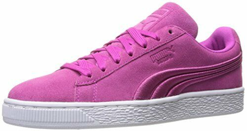 PUMA Mens Suede Classic Badge Turnschuhe- Select SZ Farbe.