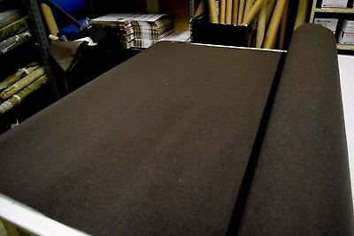 2nds Fabric Brown Oem Automotive Carpet Upholstery Fabric