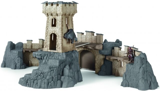 Schleich Big Knight/'s Castle Realistic Detailed Kids Toy Gift