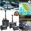 Pompa-con-filtro-per-laghetto-pesci-stagno-fontana-e-cascate-giochi-d-039-acqua-ECO miniatura 1