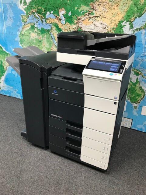 konica minolta printer driver c458