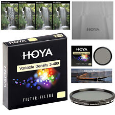 Hoya 58mm Variable Density 3-400 Filter. U.S Authorized Dealer