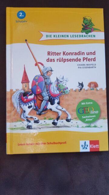 Ritter Konradin und das rülpsende Pferd. 2. Schuljahr von Chiara Maifeld (2010,