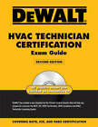 DeWALT HVAC Technician Certification Exam Guide by American Contractors Educational Services, Norm Christopherson (Mixed media product, 2008)