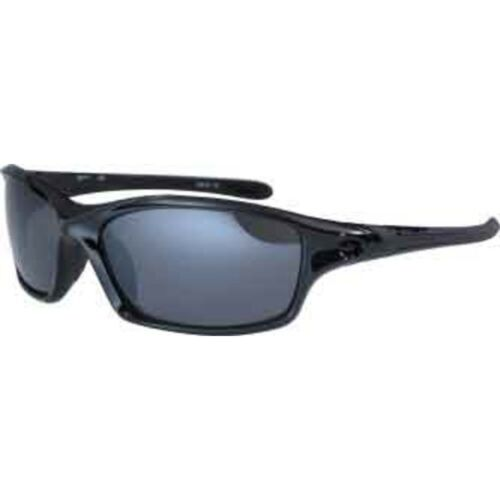 SG12 Grey Grad//Cat 3 Lens Bloc Eyewear Daytona Shiny Black Sunglasses