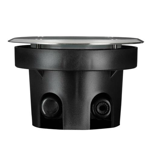 Dimmerabile 3x 5w LED Suolo Montaggio Faretto piatto vie Luci Lampada Pavimento 230v ip67