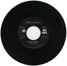 "SUSAN BARRETT  ""WHAT'S IT GONNA BE""  NORTHERN SOUL CLASSIC FLOORFILLER  LISTEN!"