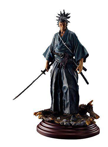 Nouveau Vagabond Musashi The Spirit Collection of Inoue Takehiko 29 Cm Figurine Japon