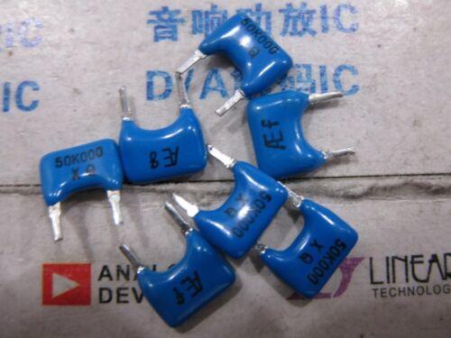 1x 50K XQ AE Alpha Electronic Ultra-Precision Resistors 0.02/% 50KOhm