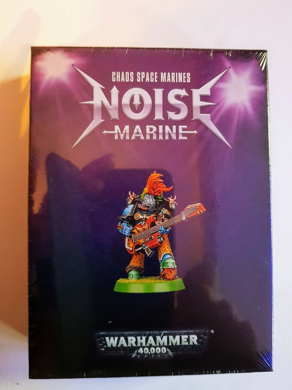 Games Workshop Warhammer 40K Chaos Noise Marine Limited Edition Brand New Sealed