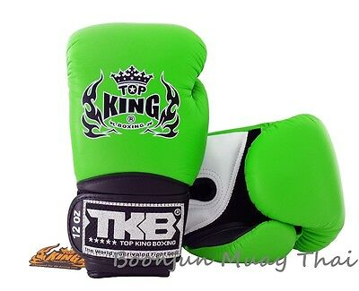 Twins Special Boxing Gloves Air Flow 100/% Cow Skin Leather Solid Color WHITE and BLACK 14 oz.