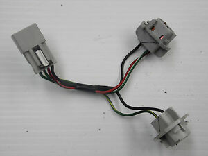 s l300 oem 97 honda civic lx stanley tail light wiring harness drivers stanley wire harness at webbmarketing.co