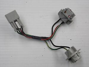 oem 97 honda civic lx stanley tail light wiring harness drivers image is loading oem 97 honda civic lx stanley tail light