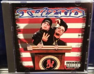 Twiztid - The Cryptic Collection CD 1030-2 1st Press insane clown posse myzery