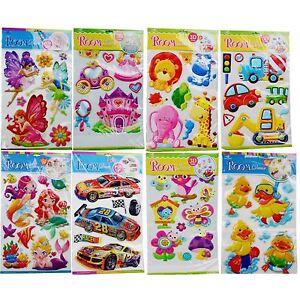 Mur-Enfants-Decor-Decal-Art-Stickers-Vinyl-Play-Room-Nursery-Chambre-Maison