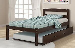 Twin Bed Frames with Trundle