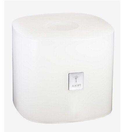 JOOP Crystal Line Papiertuchbox Weiß 011531410 Polyresin Fachgeschäft Neu