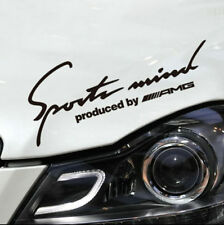 Sports Mind Produced by AMG car sticker decal for Mercedes-Benz