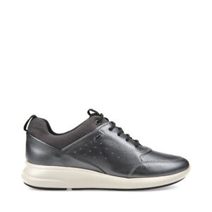 0e38f81f503f3 Image is loading GEOX-WOMEN-039-S-SHOES-SNEAKERS-LEATHER-AND-