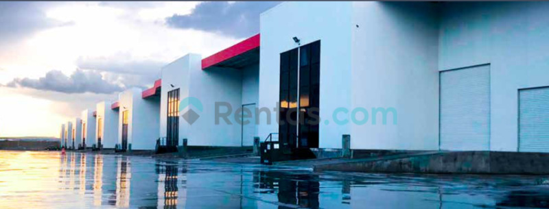 Bodega en Renta NAVATEC GAMMA Business Park