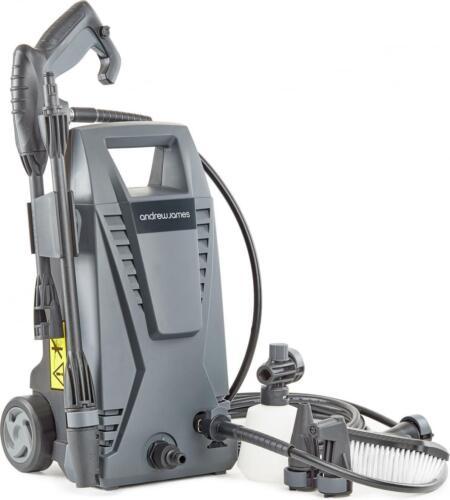 Accessories 6m Hose /& 5m Cable Pressure Washer for Car /& PavingInc