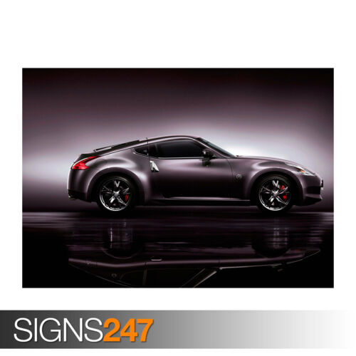 Car Poster NISSAN NEW LIMITED EDITION 370Z Poster Print A0 A1 A2 A3 A4 0654