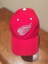 Detroit Red Wings NHL Puma Cap Hat SnapBack