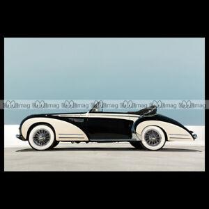 pha-004435-Photo-DELAHAYE-178-CABRIOLET-CHAPRON-1953-Car-Auto