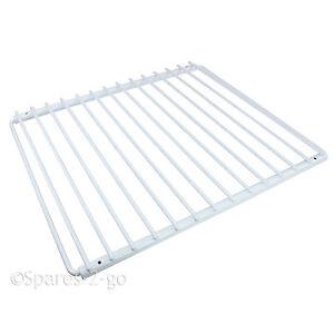 Spares2go Ajustable Revestido De Pl/ástico Estante Rack para Logik nevera congelador blanco
