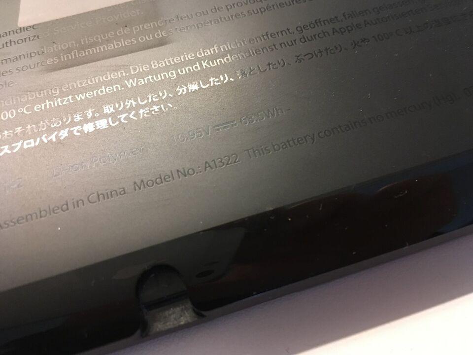"""Tilbehør til Mac, 13"""" 2009-2013, God"""