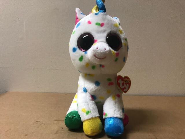 Ty Beanie Boos Ty37266 Harmonie The Unicorn Buddy 24cm. for sale ... ceb4343629b4