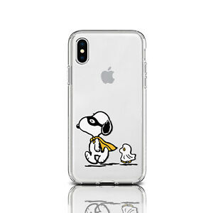 Hero-Snoopy-iPhone-XS-Max-Soft-Case-Cute-Snoopy-Dog-Cover-For-iPhone-SE-7-8-Plus
