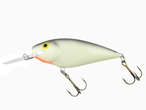 Zander schwimmend Hecht crankbait Wobbler für Forelle DORADO Invader 7cm