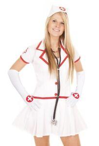 Verkleidung Kostume Accessoires Handschuhe Krankenschwester Fasching