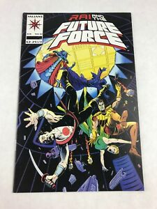 Rai-and-the-Future-Force-June-Vol-1-No-10-1993-Comic-Book-Valiant-Comics